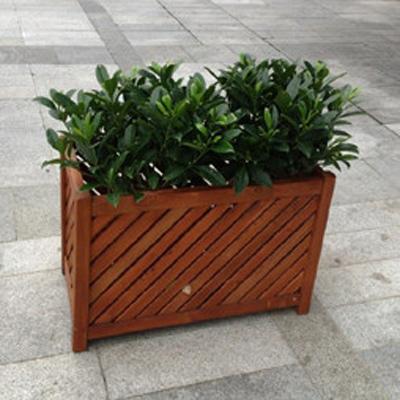 长方形花箱