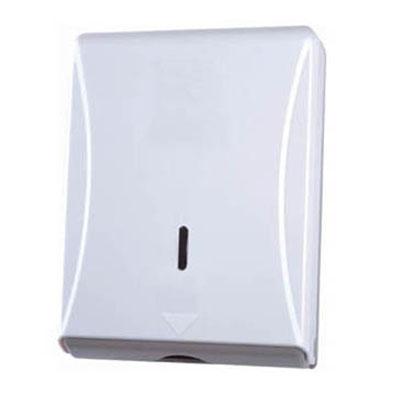 纯白色擦手纸盒