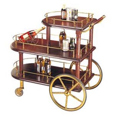 古典酒车(美国红桃饰面)
