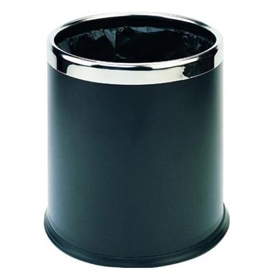 批发采购垃圾桶-厂家供应圆形双层垃圾桶/