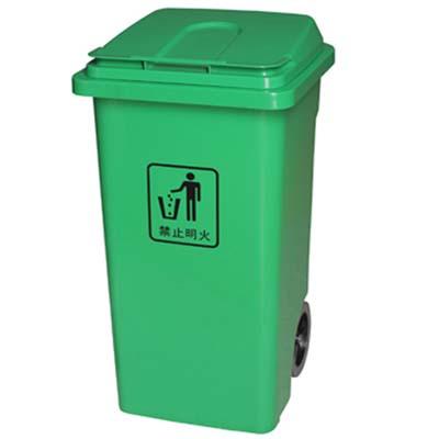 翻盖垃圾桶; 塑料环保垃圾桶;