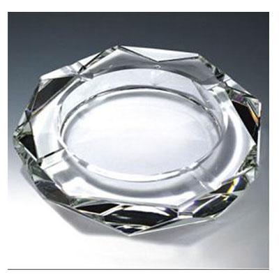 八角水晶烟灰缸