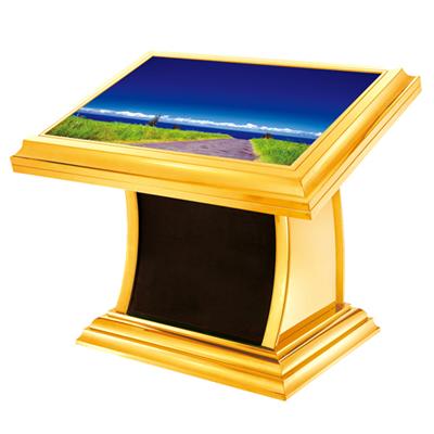 金座弧形灯箱