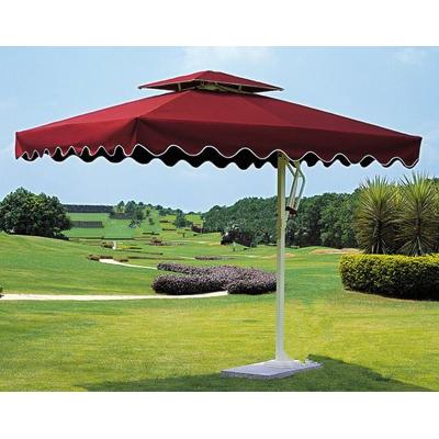 单边太阳伞