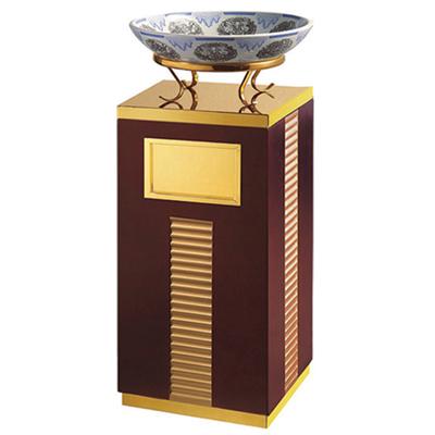 日式座地烟灰桶