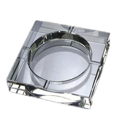 方形水晶烟灰缸