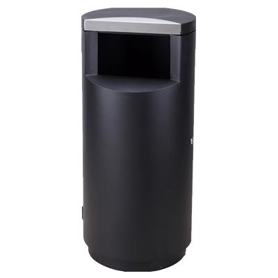 圆形商场垃圾桶(a级)
