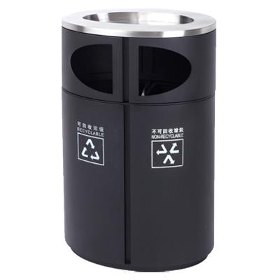 商场分类垃圾桶(a级)