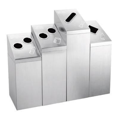 四分类回收垃圾桶