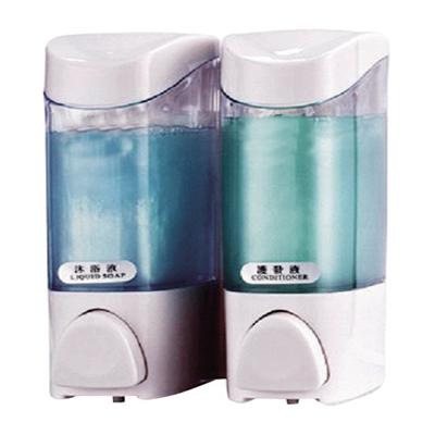 双头皂液器