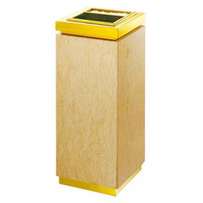 金顶石身烟灰桶