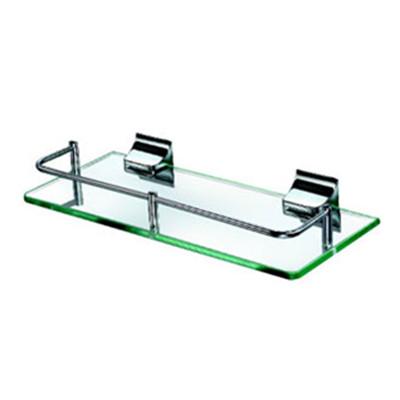 长方形玻璃置物架
